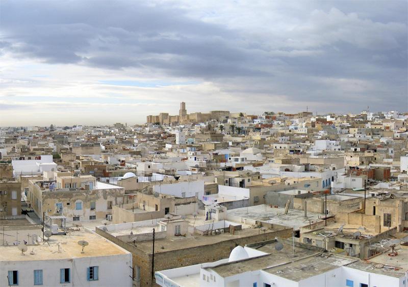 Tunisie : vue de la Medina de Sousse - © Lotharingia - Fotolia