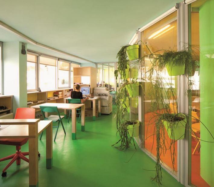 Le centre d'affaires du Hi Hôtel de Nice sera inauguré le 21 novembre 2013 - Photo DR