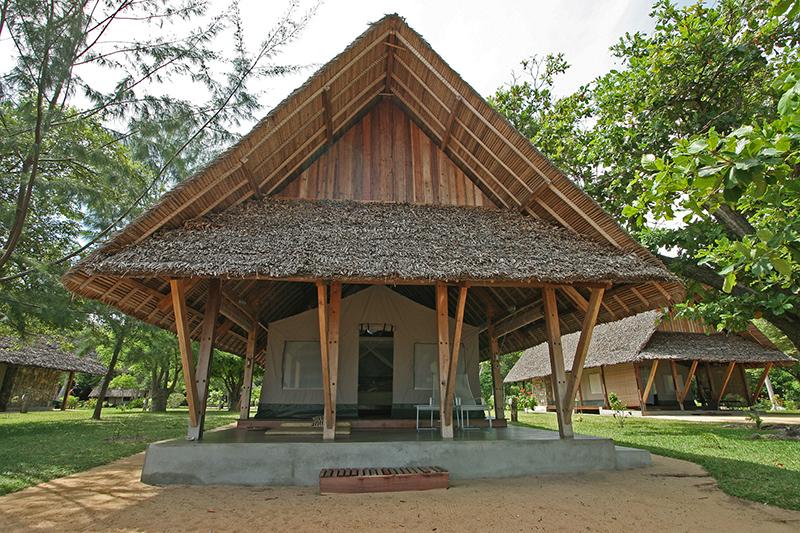 DR : Eden Lodge Madagascar