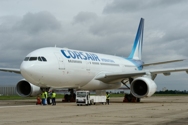 La grande ennemie, la crainte féroce d'Air France… j'ai nommé Emirates. Qui vient de signer un accord interline sur l'Afrique avec Corsair... /photo dr