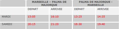 Vueling : vols Marseille-Palma de Majorque dès le 26 avril 2014