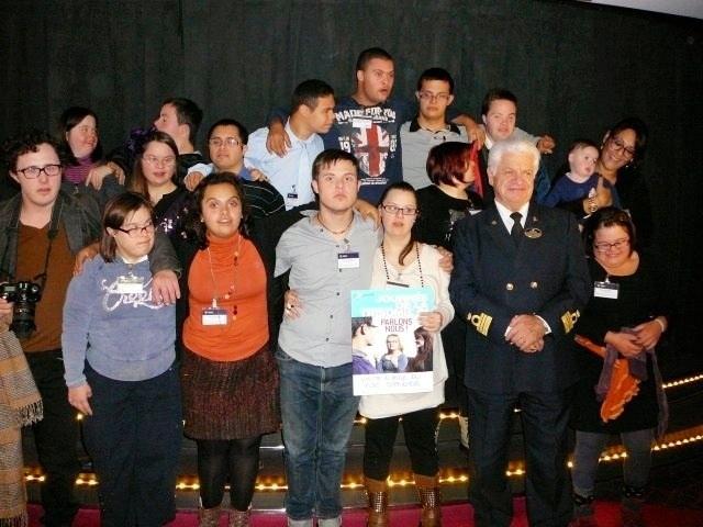 MSC Croisières a célébré la Journée Nationale de la Trisomie 21 sur le Spendida - Photo DR