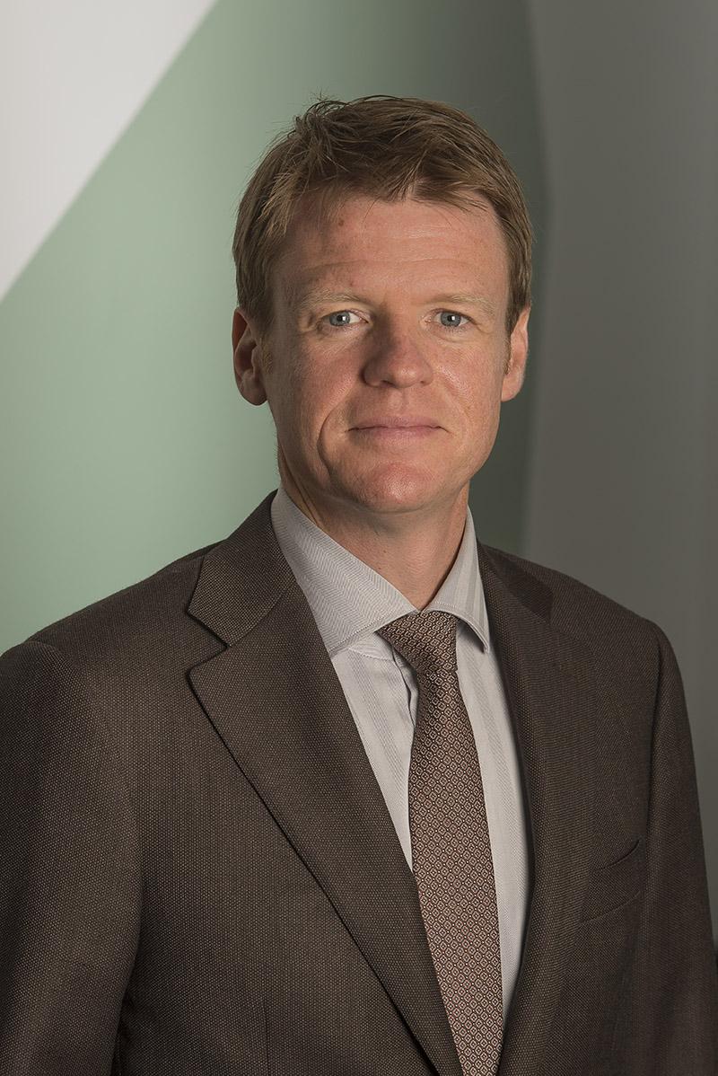 James Ware, DG France d'Enterprise Rent-A-Car - DR