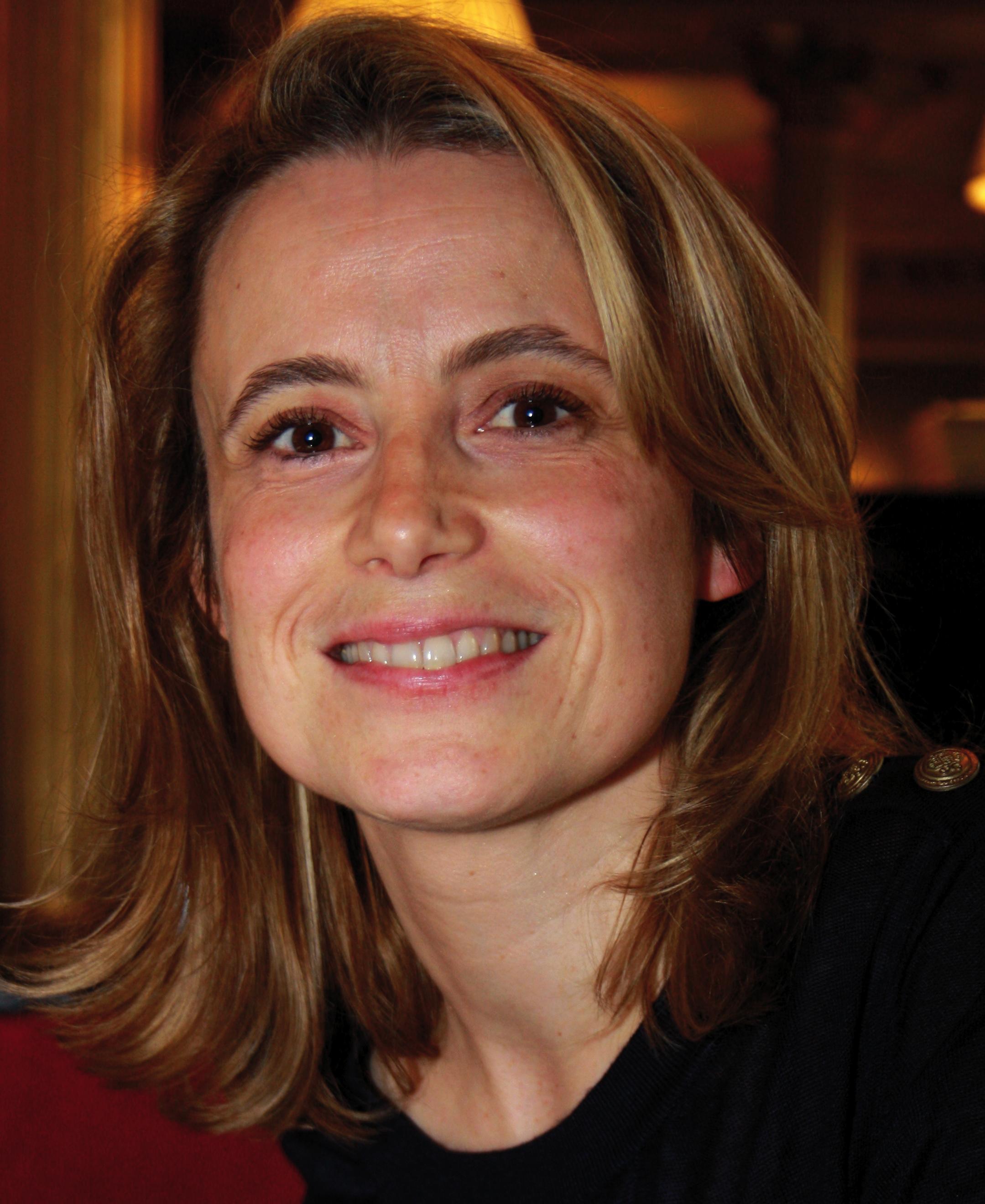 Aldina Duarte-Ramos, directrice du développement des activités bien-être de Sofitel -Thalassa sea and spa. ©DR