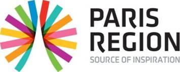 Un logo a été créé pour la marque de territoire de l'île-de-France à l'international - DR