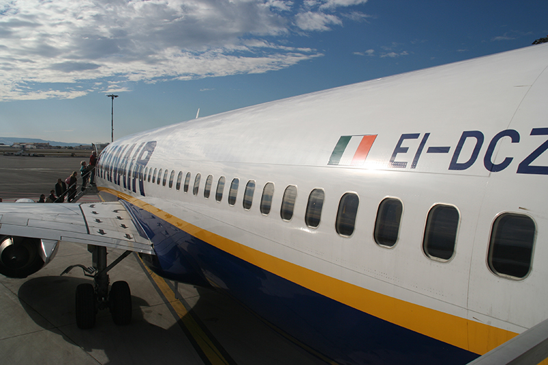 Il faudra du temps à Ryanair avant d'arriver au même niveau de service qu'easyJet ou même Vueling. Mais tôt ou tard elle va développer une offre business - DR : JDL