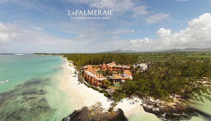 """Pour le moment, le jeune label """"Maurice Boutique Hotels"""" ne fédère que 3 établissements, dont La Palmeraie 4* - DR : La Palmeraie"""