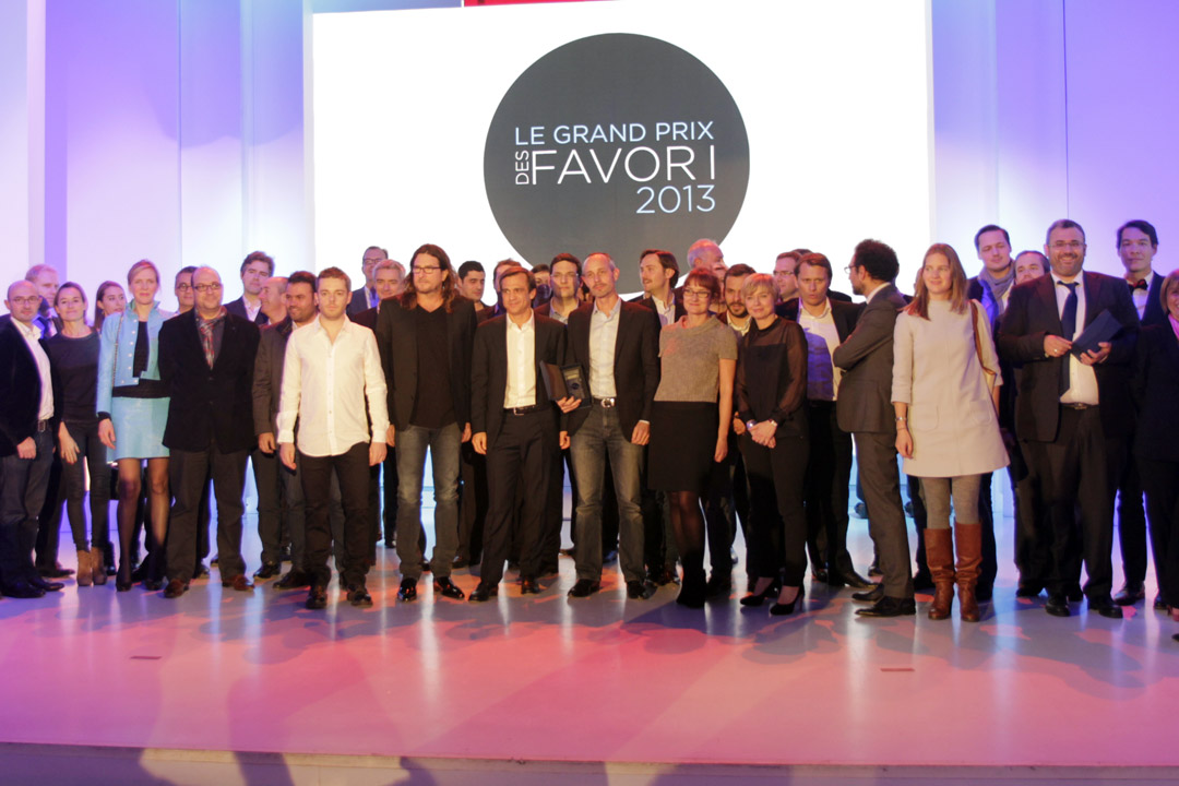 Alain de Mendonça, fondateur du site spécialiste des séjours, a  reçu le prix d'or suivi par Ebookers et Expedia. ©  C.Debise / JDN