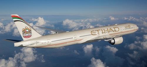 Le B777-300ER d'Etihad Airways volera entre Abu Dhabi et Melbourne dès le 1er décembre 2013 - Photo DR