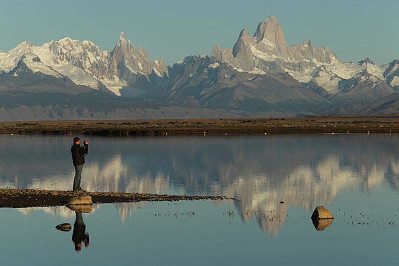Les clients découvriront la pampa et la cordillère des Andes, dans la province de Santa Cruz, au-dessus de la Terre de Feu - © Aguila Voyages photo