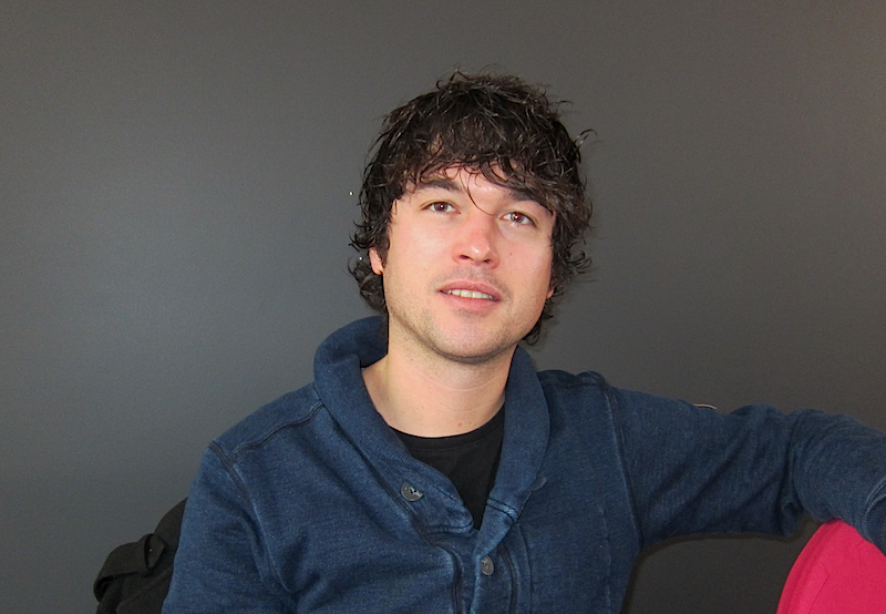Jonathan Brisy, le responsable ventes et marketing de Ryanair pour la France et la Belgique et le Maroc. DR