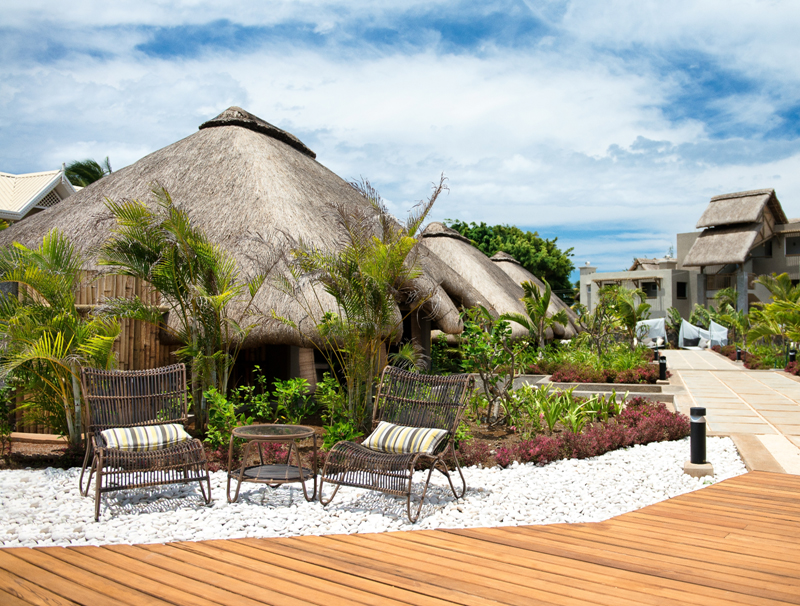 L'hôtel Zlwa Attitude à l'Ile Maurice - DR