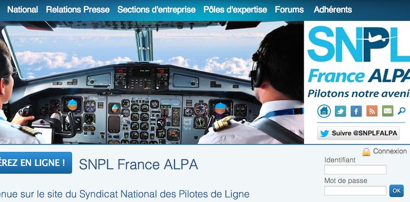 SNPL : le syndicat demande plus de clarté dans la stratégie d'Air France