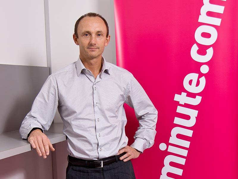Pour Laurent Curutchet, l'événement marquant de 2013 reste l'explosion du trafic mobile. - DR : lastminute.com