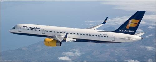 Icelandair volera deux fois par semaine entre Genève et Reykjavík du 24 mai au 23 septembre 2014 - Photo DR