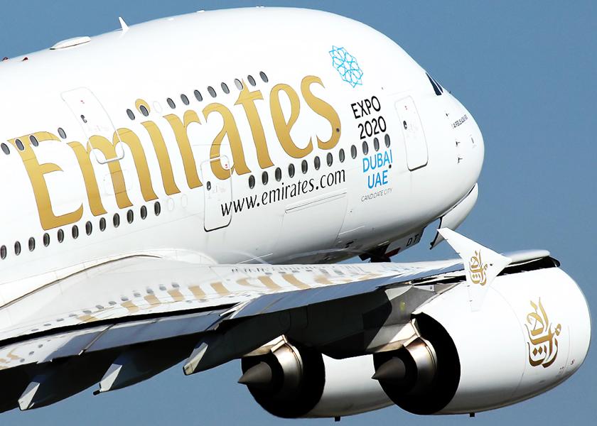 Emirates n'arrive pas à décrocher de nouveaux droits de trafic en France, en particulier à Lyon - Photo DR