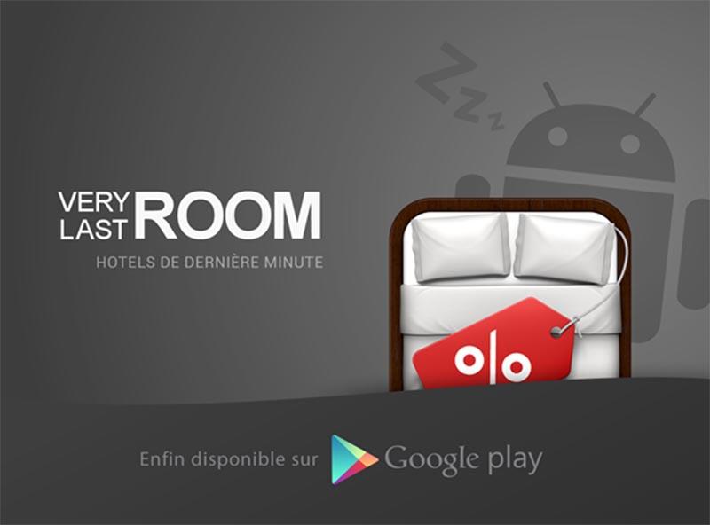 Plus d'un an après s'être lancée sur iPhone, l'application débarque sur Google Play - DR : VeryLastRoom