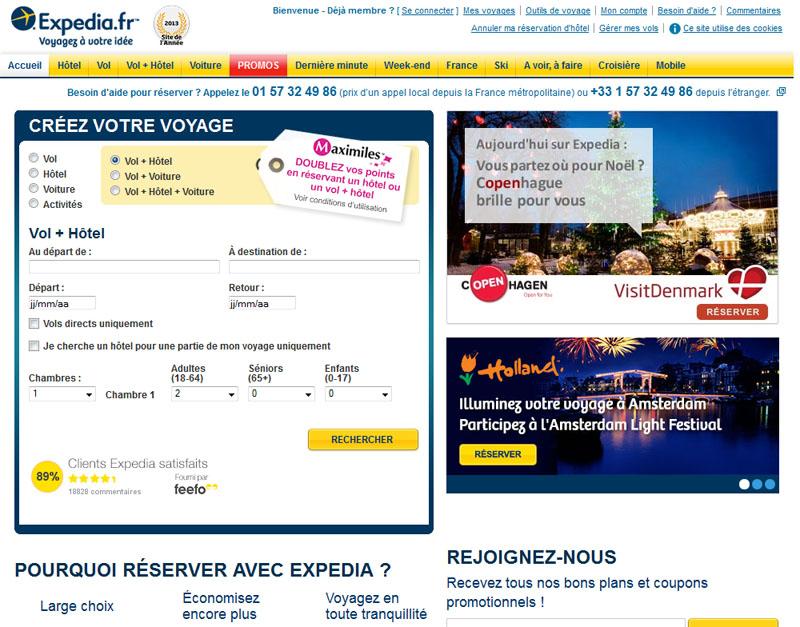 L'agence en ligne, dont la marque est exploitée par la société Vacationspot S.L. basée à Santa Cruz de Tenerife, n'a pas renouvelé son immatriculationauprès d'Atout France, en août dernier. - DR