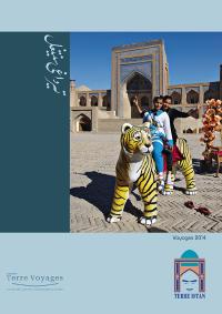 La brochure 2014 de Terre Istan intègre plusieurs nouveautés - DR