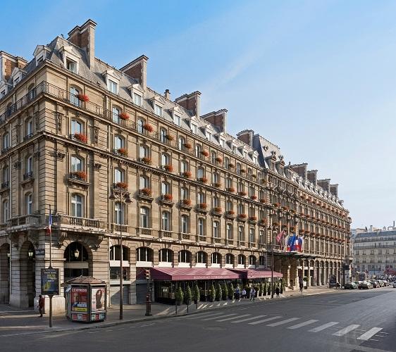 L'hôtel Concorde passera sous enseigne Hilton, après des travaux de restauration, en 2014 - Photo DR