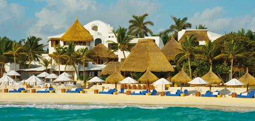 L'hôtel Maroma Resort et Spa, Riviera Maya, Mexique - DR