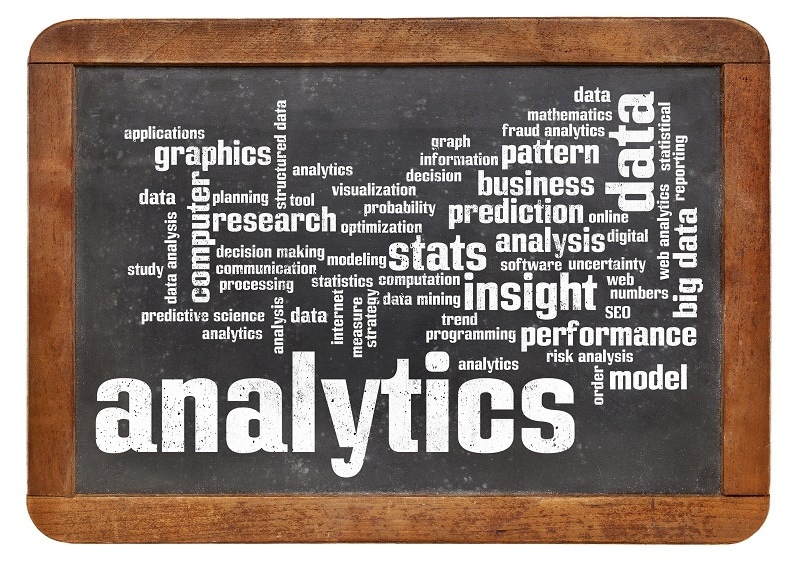 Web analytics: l'importance d'un tableau de bord