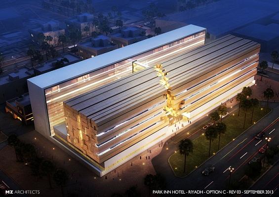 Park Inn by Radisson Riyadh ouvrira ses portes début 2016 - DR