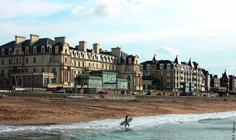 Les Thermes Marins de Saint-Malo lancent deux nouveaux types de séjours destinés à soulager les pathologies des seniors - DR
