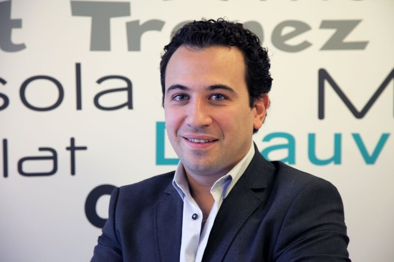Ilan Koskas, directeur marketing et e-commerce de locatour.com