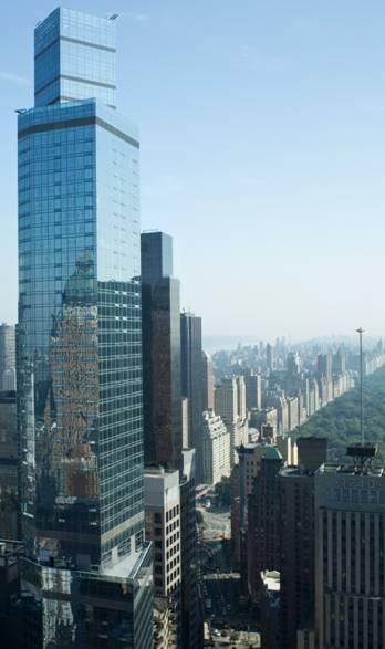 Le complexe de Marriott International devient l'hôtel le plus haut d'Amérique du Nord - Photo DR