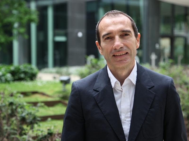 Expert du digital depuis plusieurs années, Didier Mamma, directeur « Database & Technology » chez SAP France jette avec nous son regard sur l'évolution des systèmes d'information au sein des entreprises françaises. ©Rémi bain-Thouverez
