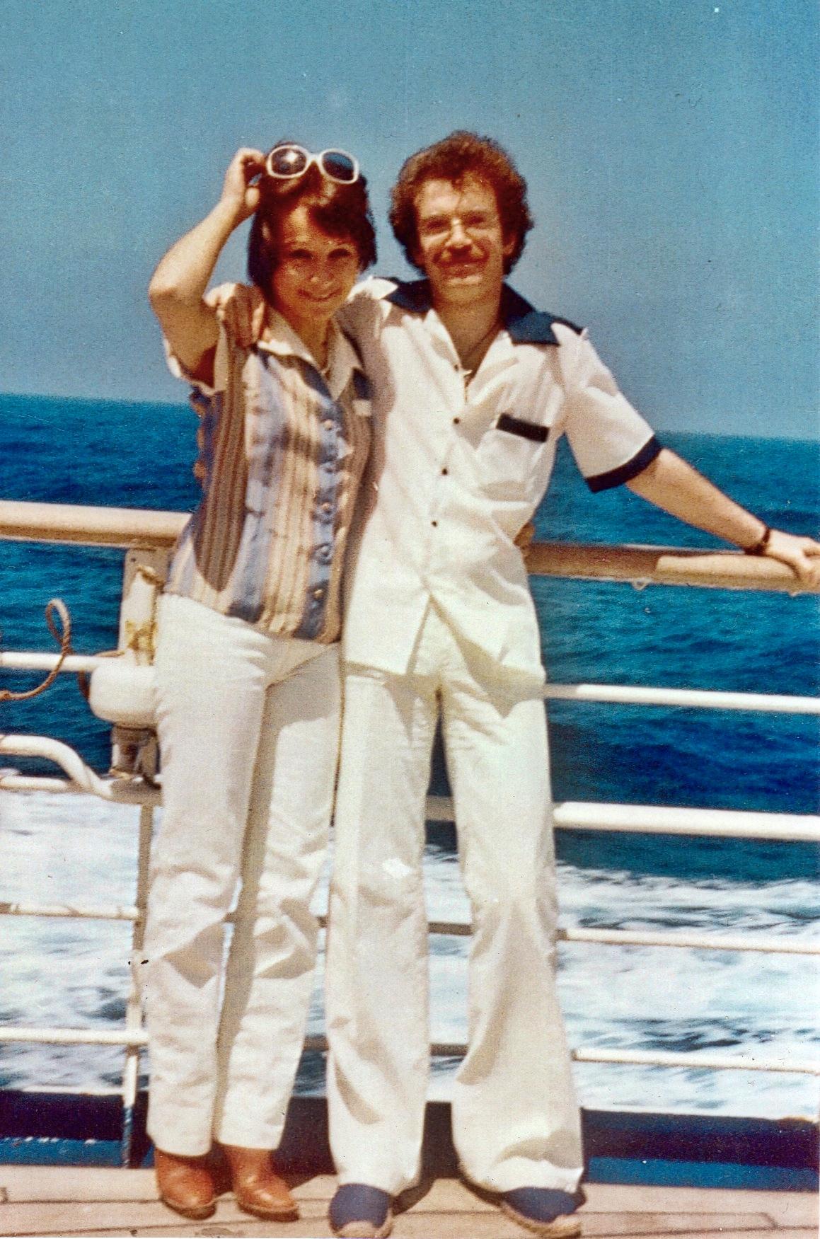 """""""Ce que l'on regrette le plus dans les navires anciens, c'est notre propre jeunesse..."""""""