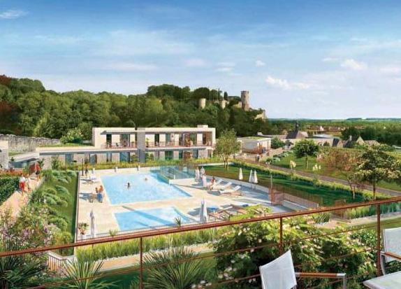 Odalys s'implantera au printemps à Chinon (Indre-et-Loire) - DR