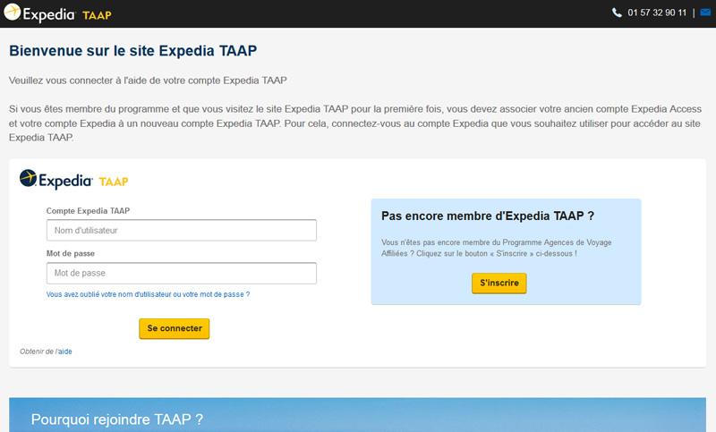 Gagnez plus de commissions avec le programme d'affiliation Expedia Taap