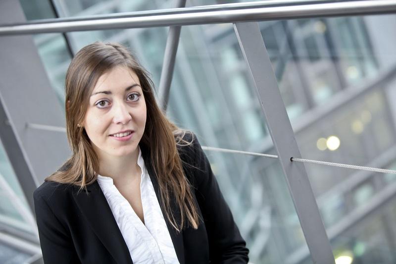 Cécile Esch, PR Manager France de la société 1&1