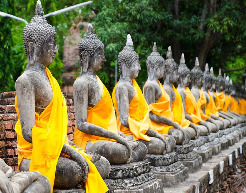 La Thaïlande est désormais devenue une valeur sure, malgré les échos plutôt alarmistes de la presse sur les manifestations anti-gouvernementales © wuttichok - Fotolia.com