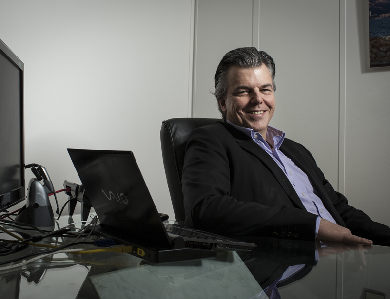 """Marc Chillaci président fondateur d'Oxatis : """"Le e-commerce n'est plus un territoire cloisonné. Non seulement la multicanalité concerne la politique extérieure de l'entreprise dans son ensemble, mais aussi tous les services fonctionnels à l'intérieure de l'établissement."""" - DR"""