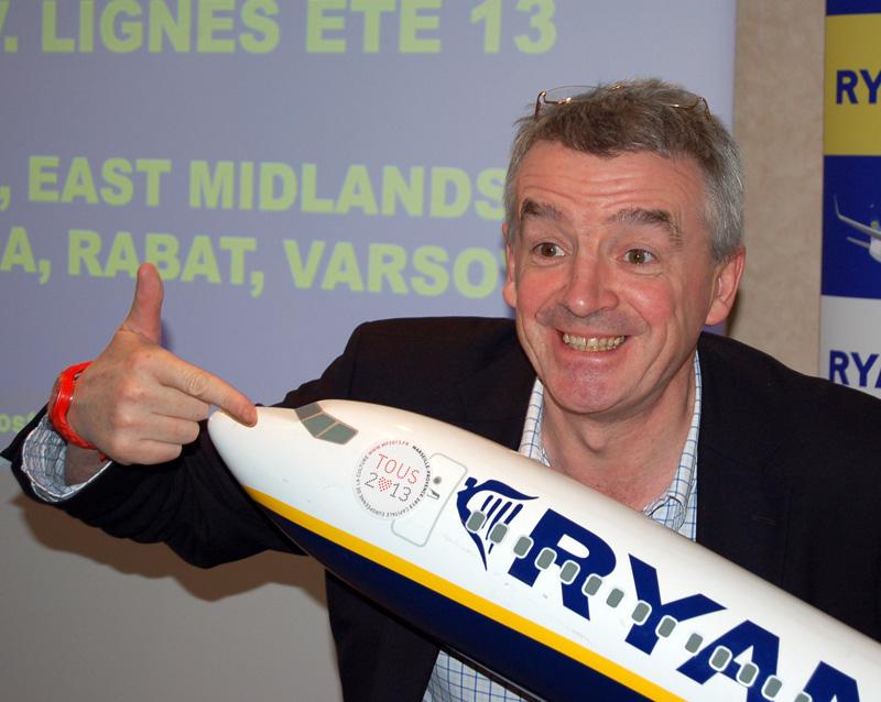 Il ne faut jamais dire jamais ! Ryanair pourrait bel et bien céder aux sirènes des GDS, pour séduire la clientèle affaires - DR