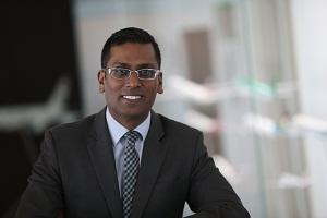 Manoj Papa devient CEO d'Air Seychelles - Photo DR