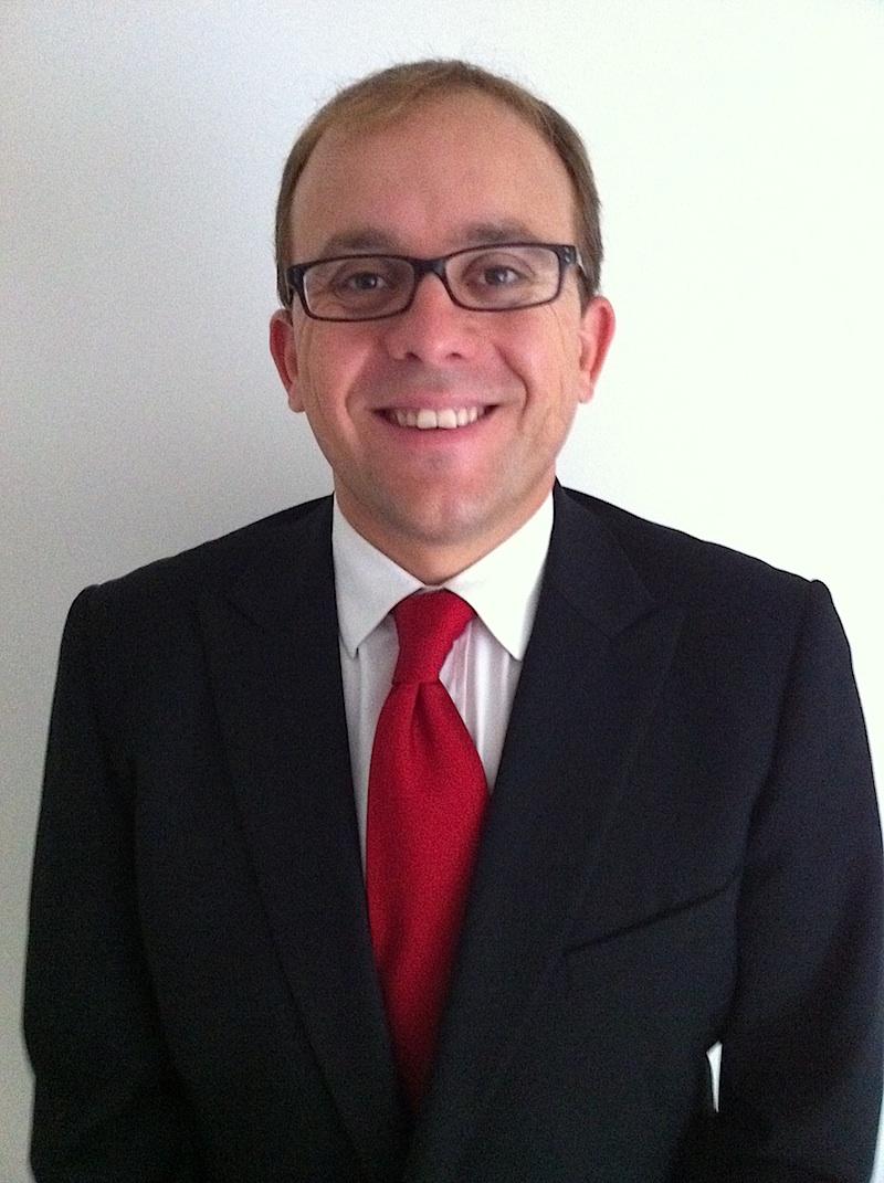 David Gégot, le directeur France-Espagne d'Air Canada. DR