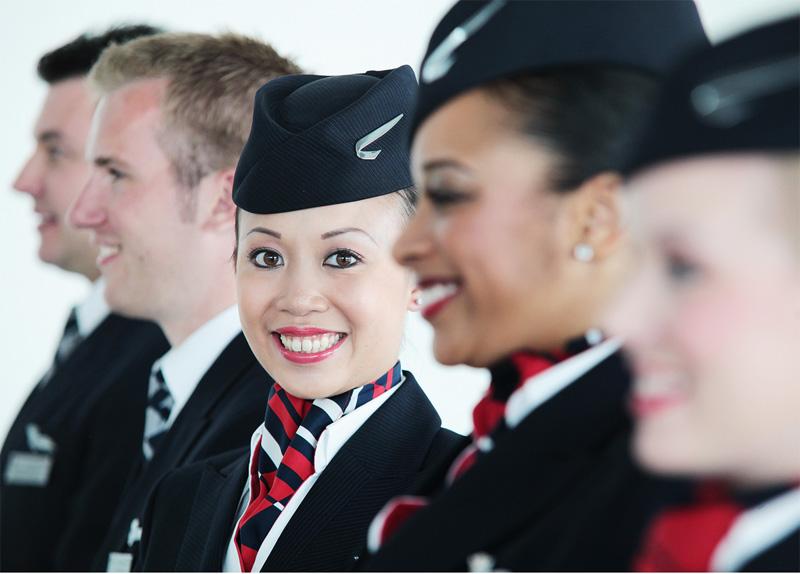 """Si j'en crois le peu d'infos que j'ai réussi à trouver, le contrat """"mixed fleet"""" de British Airways est un contrat low cost. Un coup sur le long-courrier, un autre sur le court ou moyen, et surtout, pas possible de porter des pantalons - Photo British Airways"""