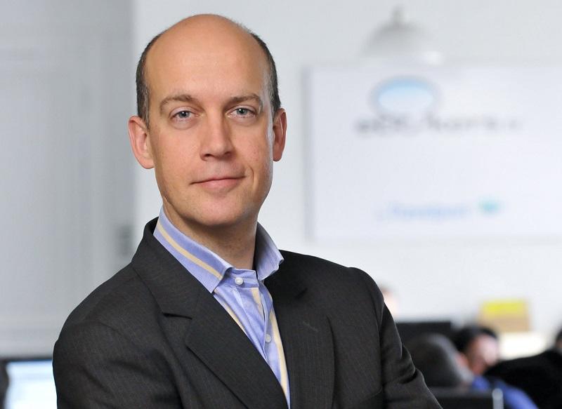 Guillaume Cussac, directeur général Ebookers France - DR