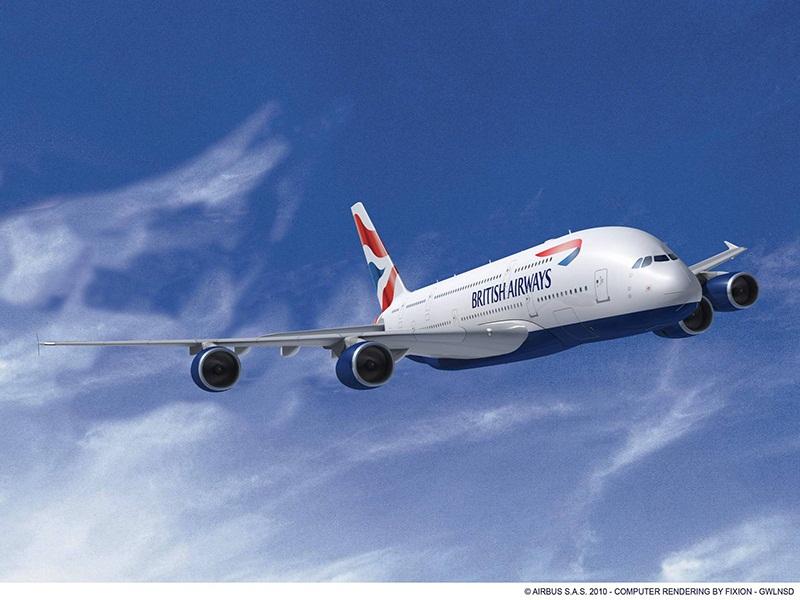 L'arrivée de nouveaux Airbus A380 dans la flotte de British Airways fait partie des moments forts pour la compagnie aérienne en 2014 - Photo DR
