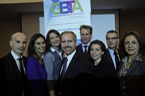 GBTA France a fêté sa première année d'existence à l'occasion de l'édition 2014 de KDS Now - Photo DR