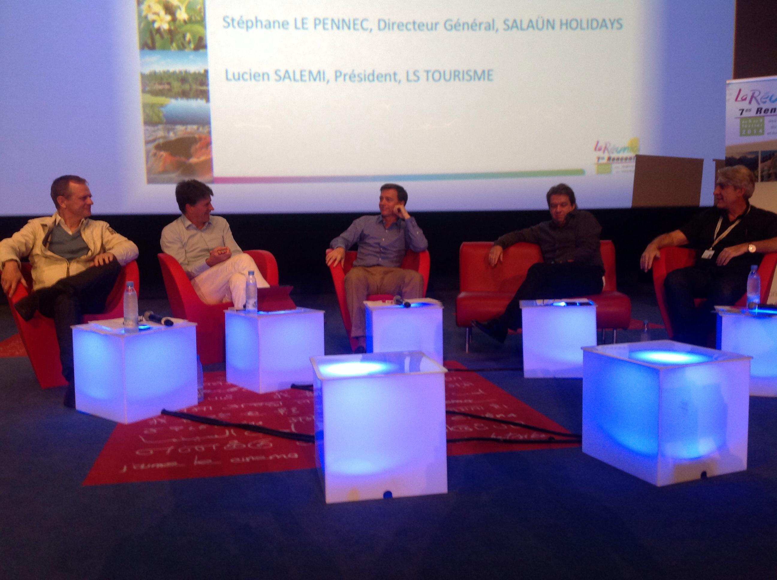 Live SNAV Réunion : Internet, indissociable de l'idée de voyage pour les Français