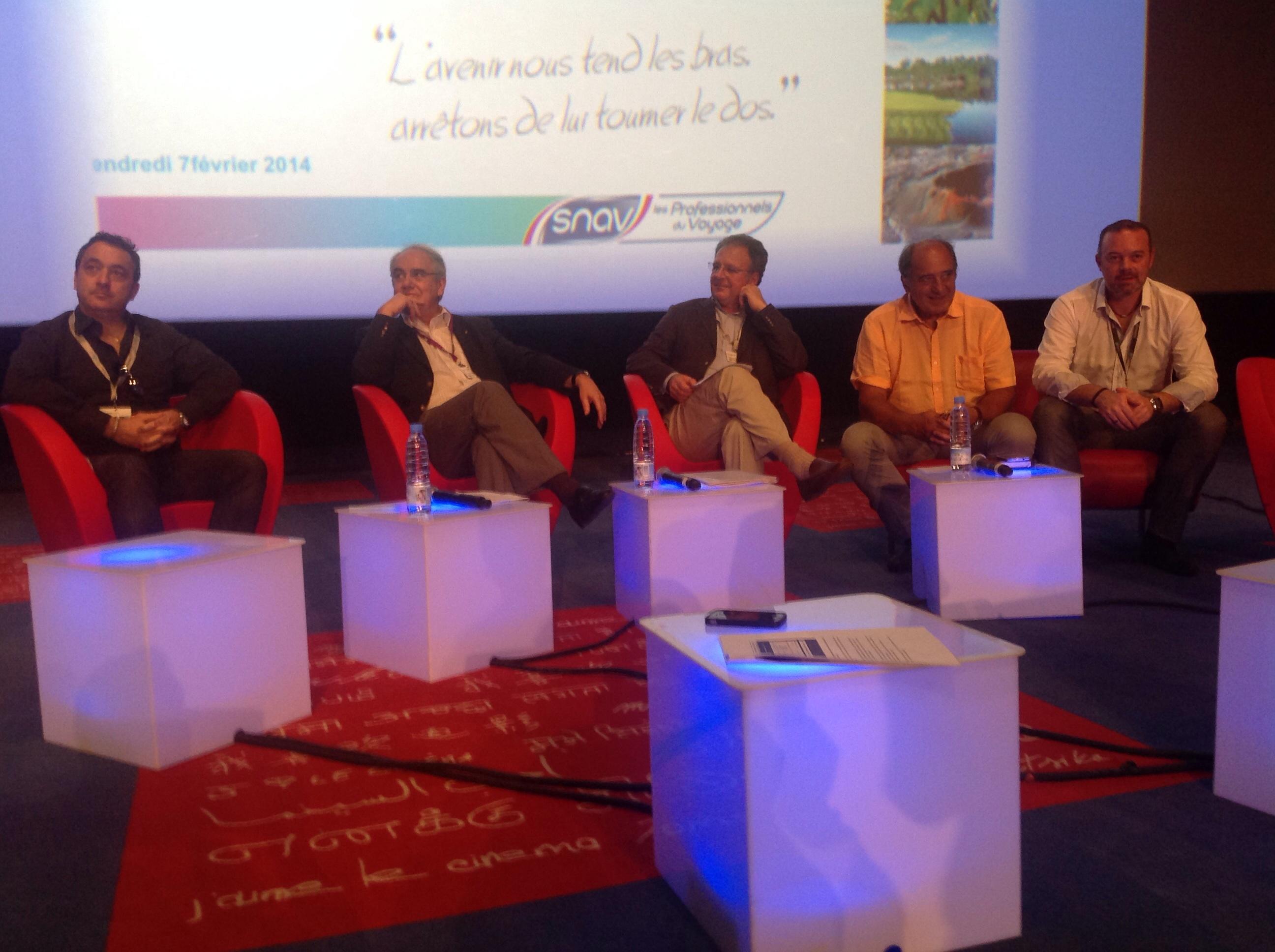 Live SNAV Réunion : 2ème table ronde sur le transport aerien