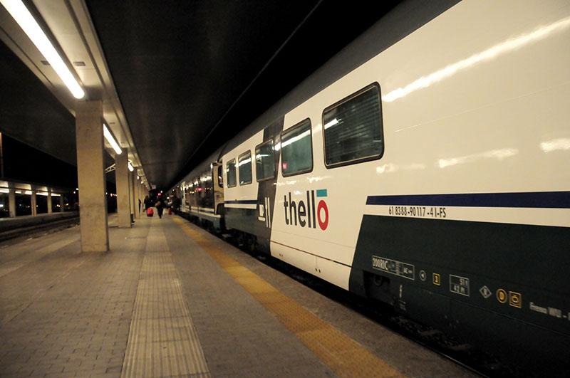 L'arrivée de Thello, ce nouveau compétiteur entre Marseille, Nice et l'Italie, peut donner un signal intéressant.   D'autant que, par exemple, Nice n'est toujours pas reliée en aérien avec Milan, Turin et Milan, des villes si proches, où un trafic potentiel est jugé important - DR