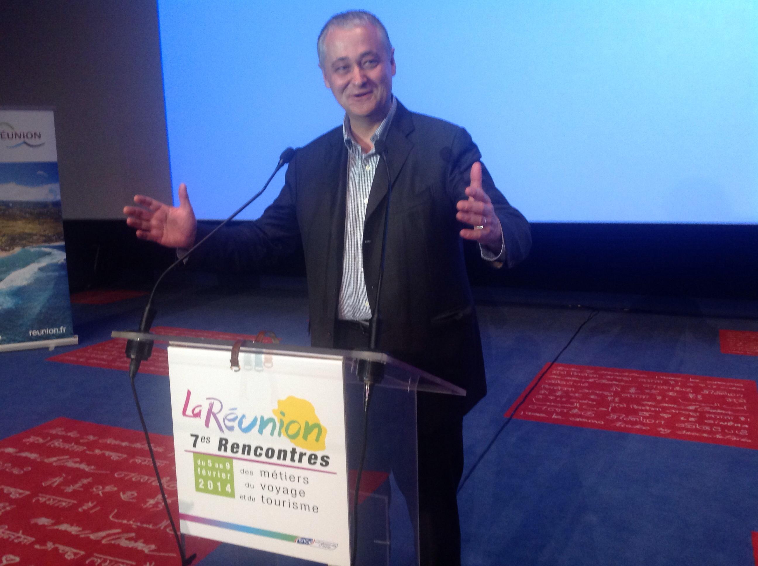 Live SNAV Réunion : le mot de la fin de Philippe Bloch
