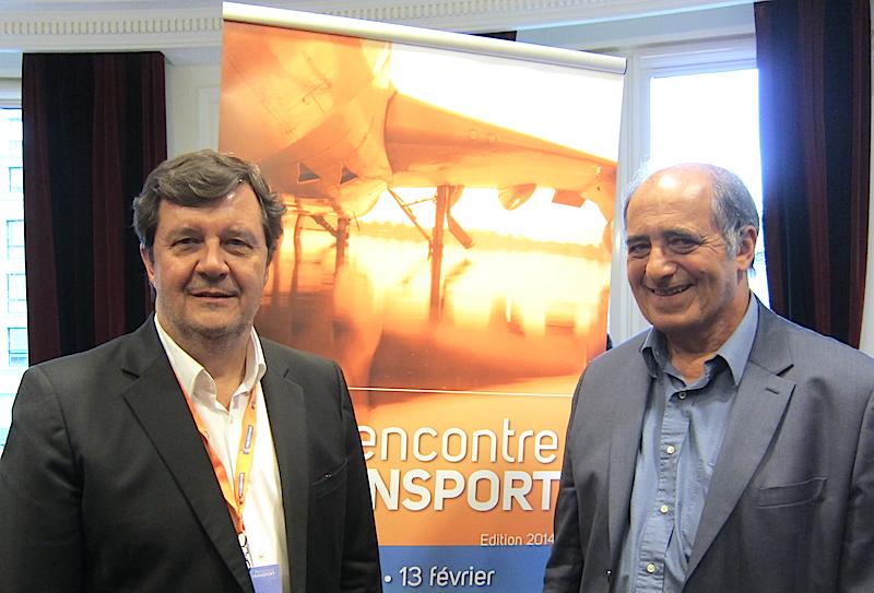 Patrick Abisset et Jean-Pierre Mas ont annoncé des résultats en demi-teinte pour le réseau Selectour Afat. DR