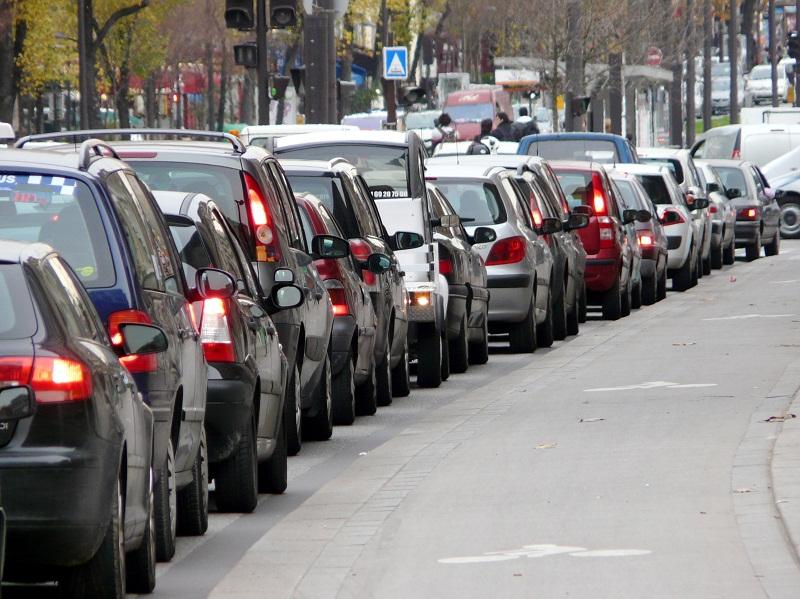 Depuis lundi 10 février 2014, la grève des chauffeurs de taxis a fortement perturbé le trafic routier à Paris et dans plusieurs villes de France - DR : © franz massard - Fotolia.com